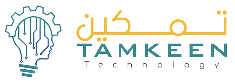 Tamkeen technology Logo